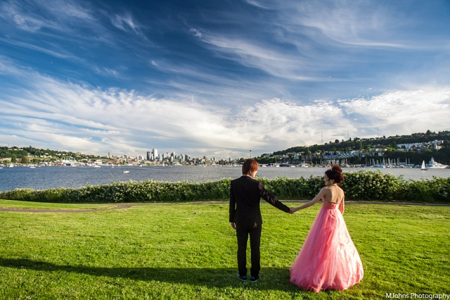 Seattle Bridal/ Pre-wedding